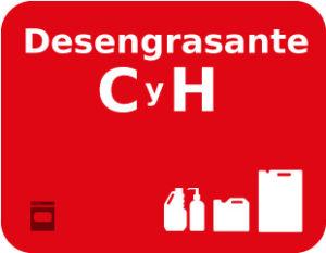 Desengrasante CYH SG