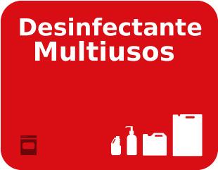 Desinfectante Multiusos SG