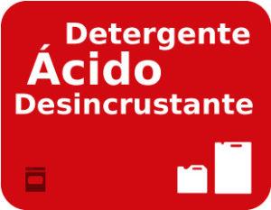Detergente Ácido Desincrustante SG
