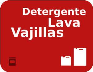 Detergente Lava Vajillas SG