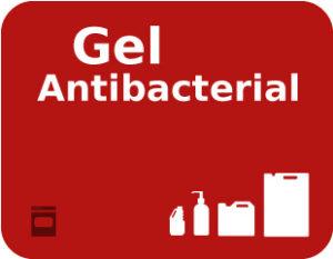 Gel Antibacterial SG