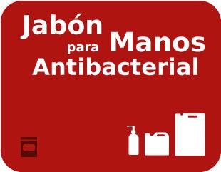 Jabón para Manos Antibacterial SG