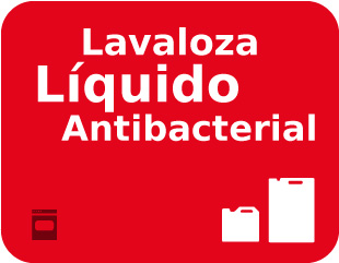 Lavaloza Líquido Antibacterial SG