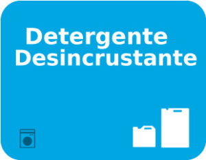 Detergente Desincrustante SG