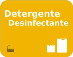Detergente Desinfectante SG