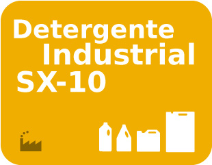 Detergente Industrial SX-10 SG