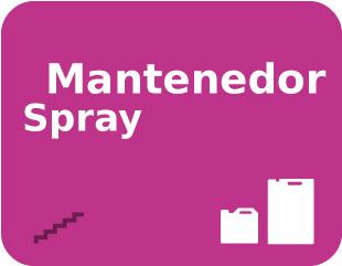 Mantenedor Spray SG