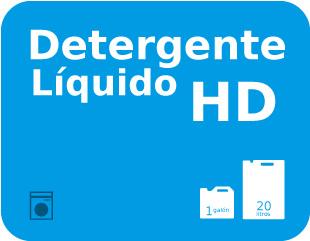 Detergente Líquido HD CWIC